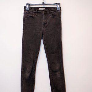 Madewell High Riser Skinny jean 26